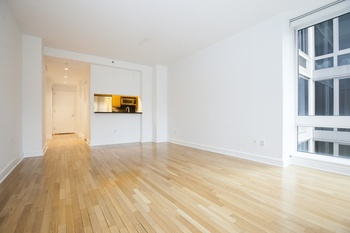 Loft Like Studio with Walk In Closet at The Luxury Upper West Side Condominium